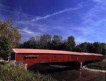 Covered Bridge, Indiana
